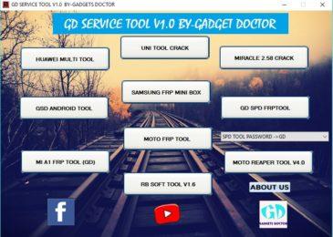 GD Service Tool