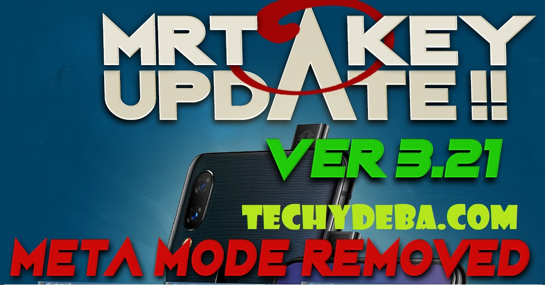 Download MRT Key V3.21 Latest Setup | MRT Dongle Update